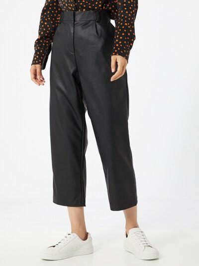 NÜMPH Hose 'Nubelen' in schwarz, Modelansicht