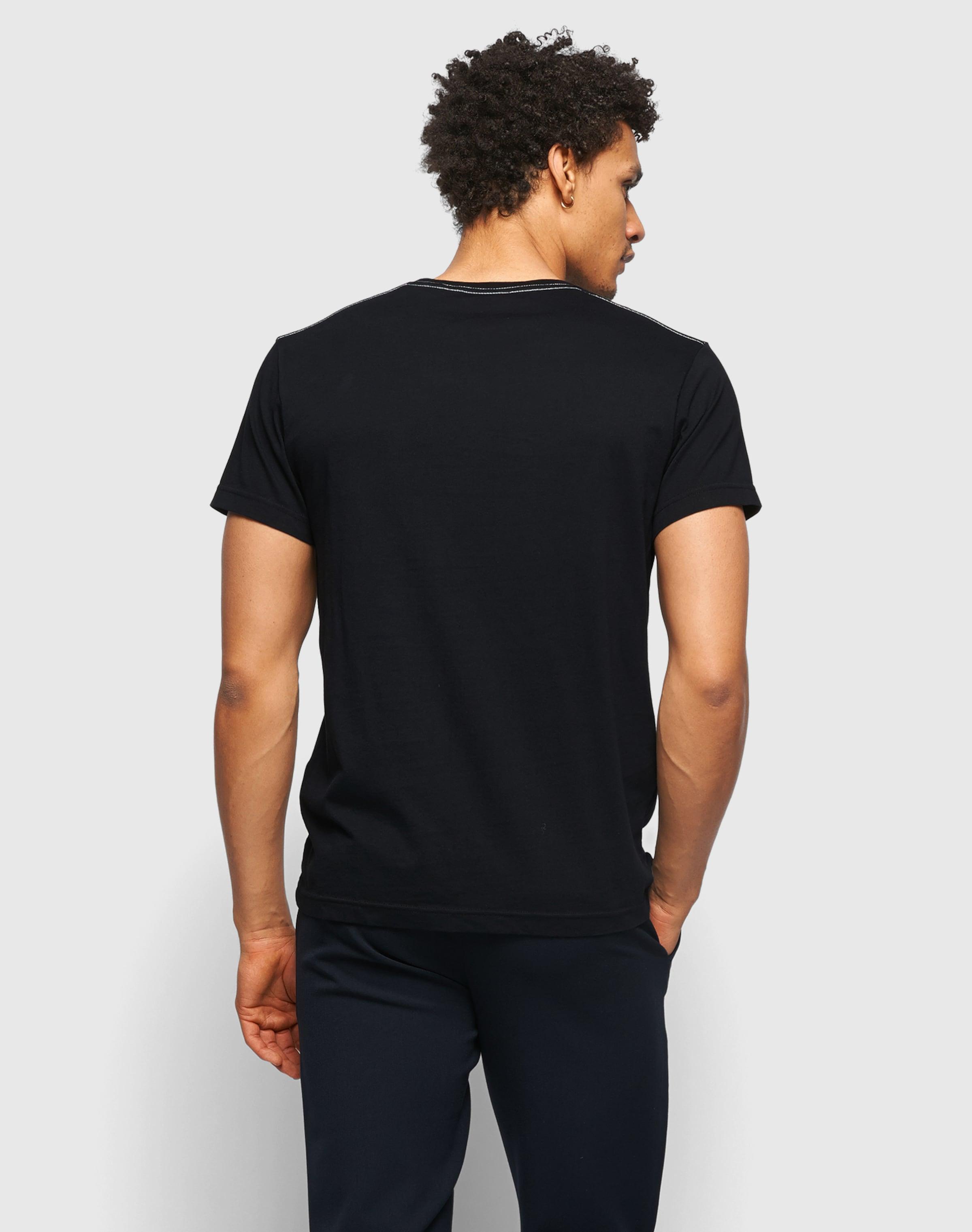 Manchester Großen Verkauf Verkauf Online GANT T-Shirt mit Logo-Print 100% Original Us2f70YE
