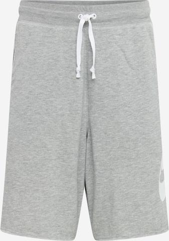 Pantaloni di Nike Sportswear in grigio