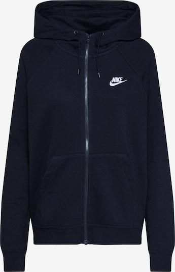 Hanorac Nike Sportswear pe negru, Vizualizare produs