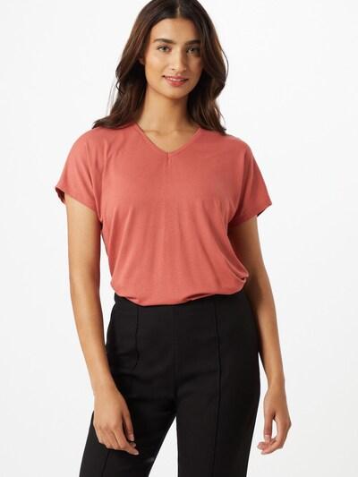 Tricou VILA pe roz: Privire frontală