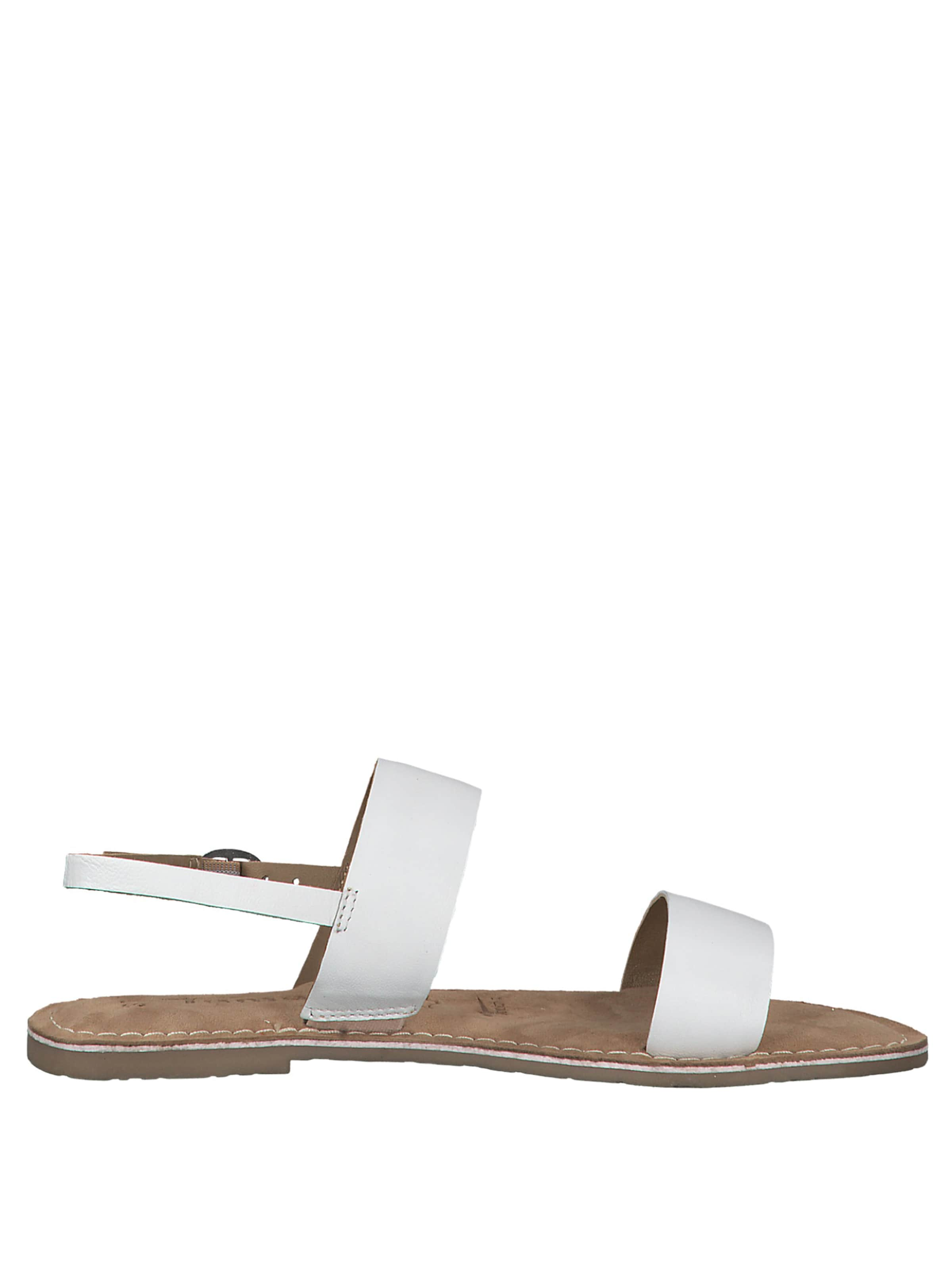 Sandale Tamaris Sandale Weiß Sandale In Tamaris Weiß In Tamaris hrQtdsCx