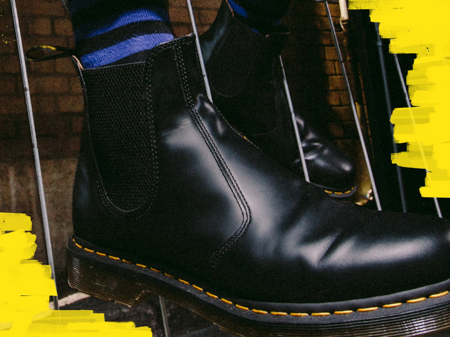 The 2976 Boot Dr. Martens
