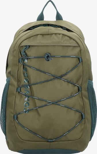 CONVERSE Rucksack 'Swap Out' in khaki, Produktansicht