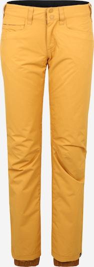 ROXY Pantalon de sport 'Backyard PT J SNPT' en jaune, Vue avec produit