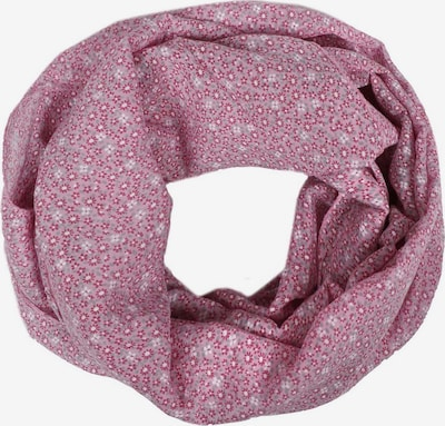 Zwillingsherz Tuch in pink, Produktansicht