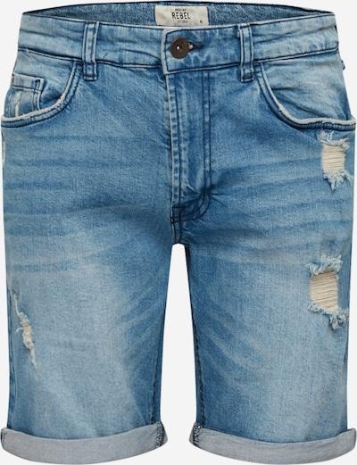 Redefined Rebel Džinsi 'Oslo' pieejami zils džinss, Preces skats