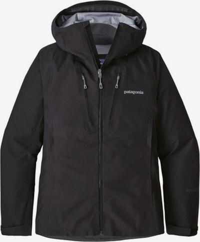 PATAGONIA Outdoorjacke 'Triolet' in schwarz, Produktansicht