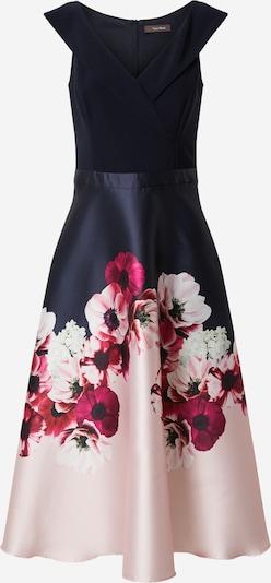 Vakarinė suknelė iš Vera Mont , spalva - mėlyna / rožinė / rausvai raudona / balta, Prekių apžvalga