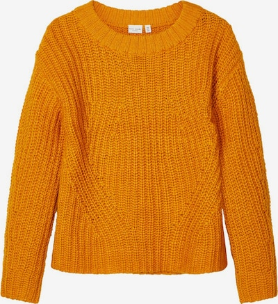 NAME IT Pullover in dunkelorange, Produktansicht