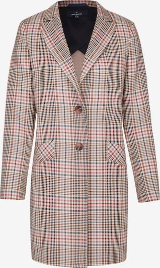 DANIEL HECHTER Between-Seasons Coat in Beige / Blue / Dusky pink / Black, Item view