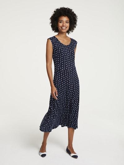 heine Kleid in blau / hellblau, Modelansicht