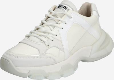 fehér BRONX Rövid szárú edzőcipők 'seventy-street', Termék nézet