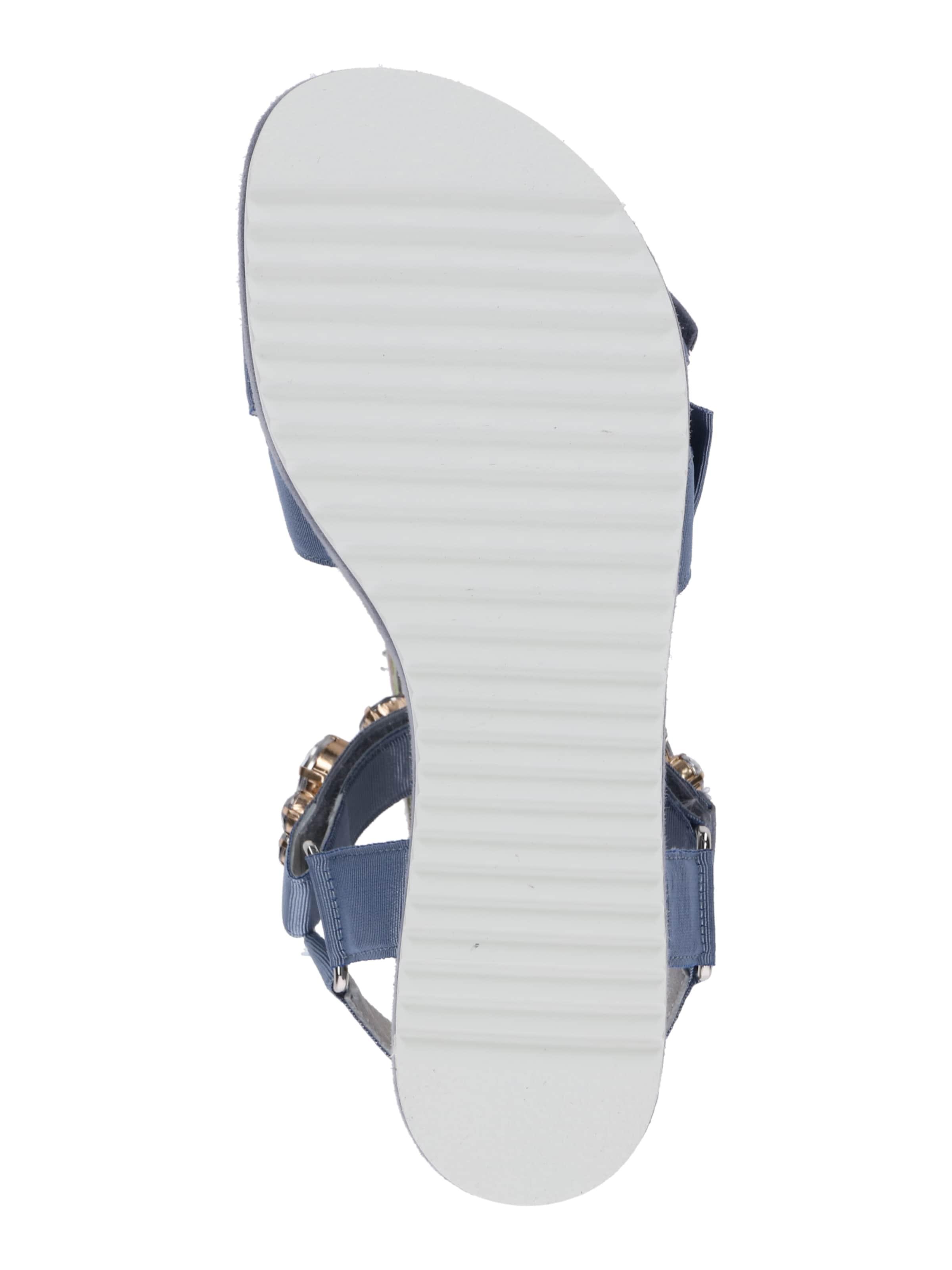 'neo' Kennelamp; Sandale Rauchblau Schmenger In yb67gf