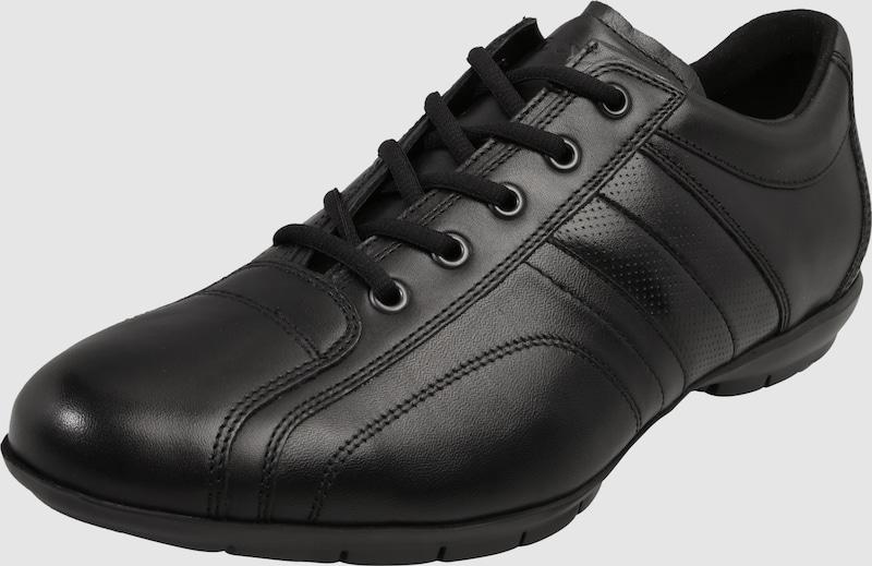 Lloyd Leather Shoe Allie In Soccer Shoe Style
