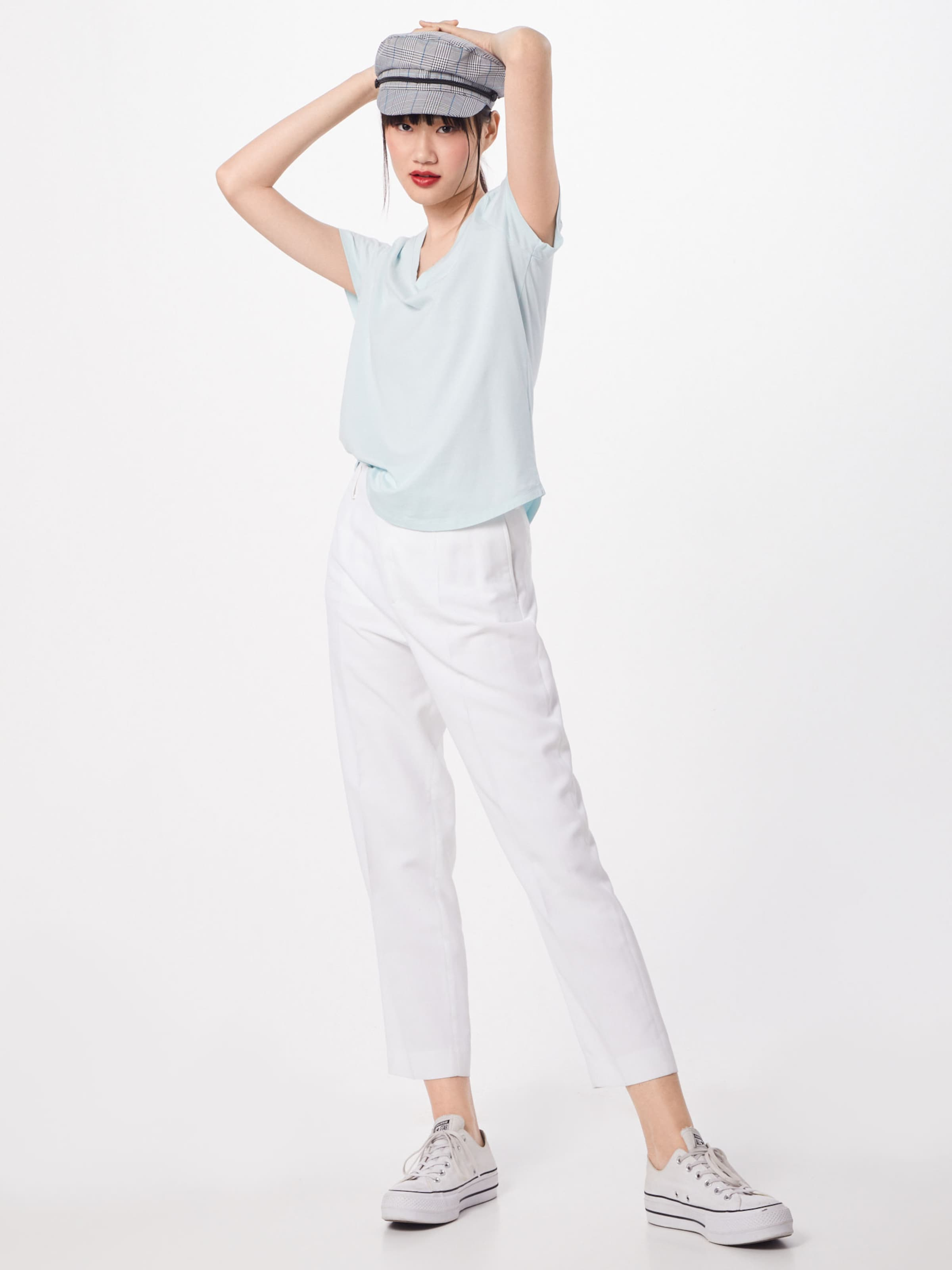 Republic shirt Relaunch' Bleu Vee En T Banana Supima Clair 'ss xdCoerB