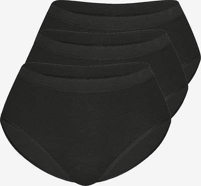 sassa Panty 'Lovely Skin' in Black, Item view