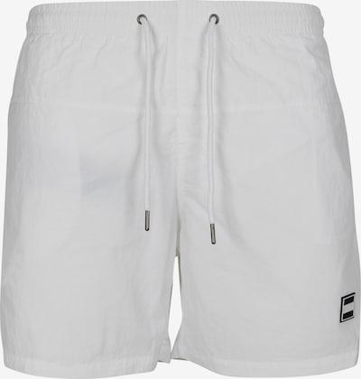 Urban Classics Plavecké šortky - biela, Produkt