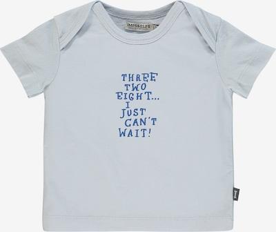 IMPS&ELFS T-shirt 'Missouri' in blau / rauchblau, Produktansicht