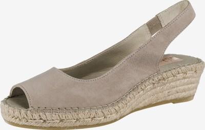 Vidorreta - Sandaletten in taupe