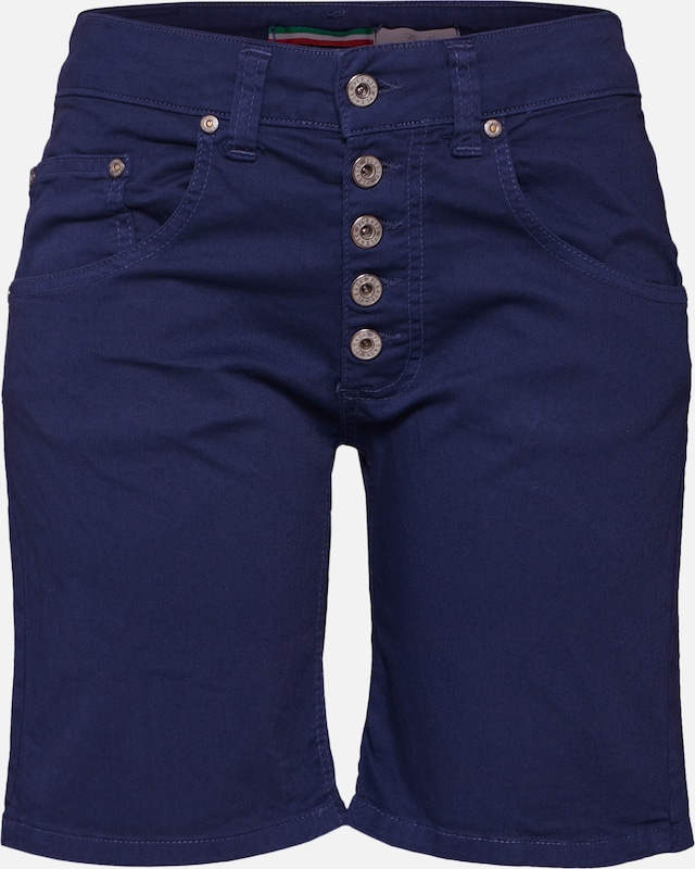 Please Now Jeans in blau / navy, Produktansicht