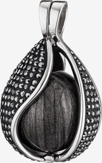 Engelsrufer Kettenanhänger 'Bright like a Diamond' in schwarz / silber, Produktansicht