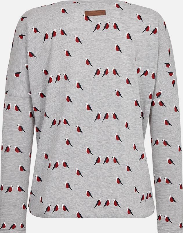 naketano Female Sweatshirt 'Yamuk des Grauens'