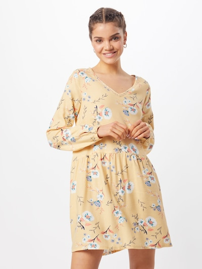 ROXY Letní šaty 'INDIGO NIGHT' - žlutá, Model/ka