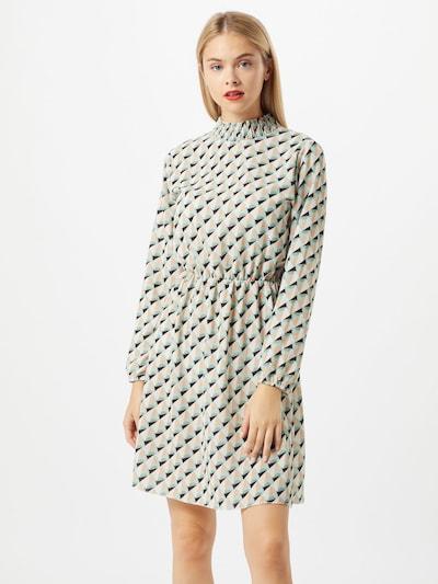 Sublevel Kleid in mischfarben, Modelansicht