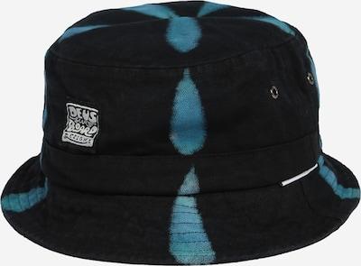 DEUS EX MACHINA Chapeaux 'Banzai Tie Dye Bucket' en bleu / noir, Vue avec produit