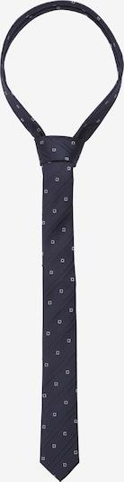 SEIDENSTICKER Krawatte 'Slim' in kobaltblau / lila, Produktansicht