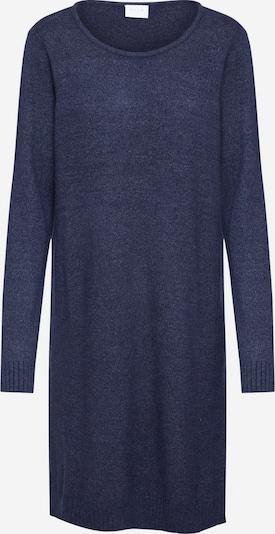 VILA Pletena obleka | modra barva, Prikaz izdelka
