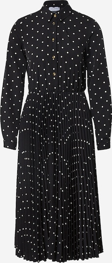 Closet London Kleid 'Closet Pleated Shirt Dress' in schwarz, Produktansicht