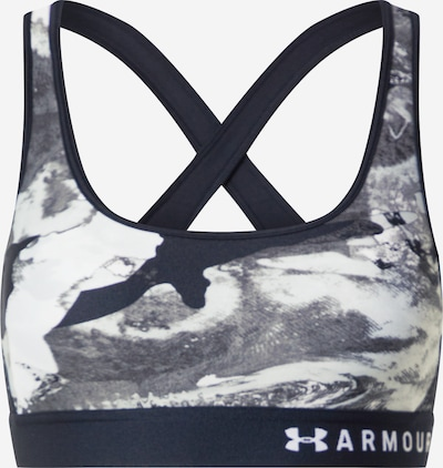 UNDER ARMOUR Sport-BH in schwarz, Produktansicht