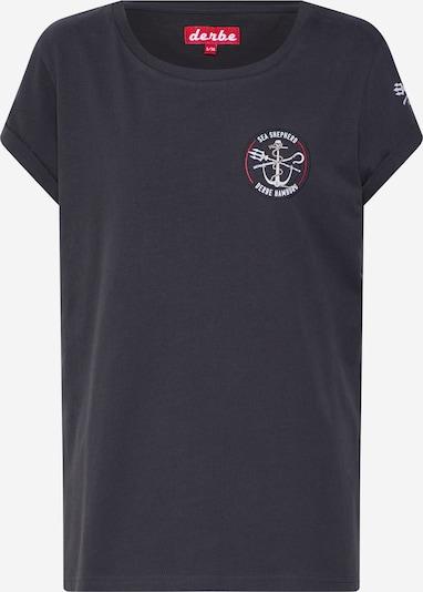 Derbe Shirt in schwarz, Produktansicht