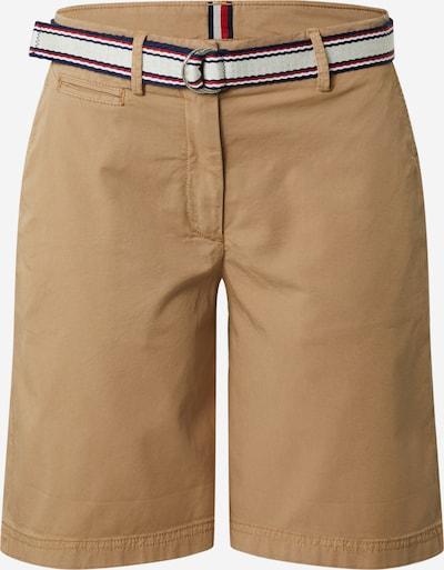 TOMMY HILFIGER Pantalon chino en beige, Vue avec produit