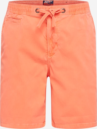 Superdry Chino 'SUNSCORCHED CHINO SHORT' in de kleur Koraal, Productweergave