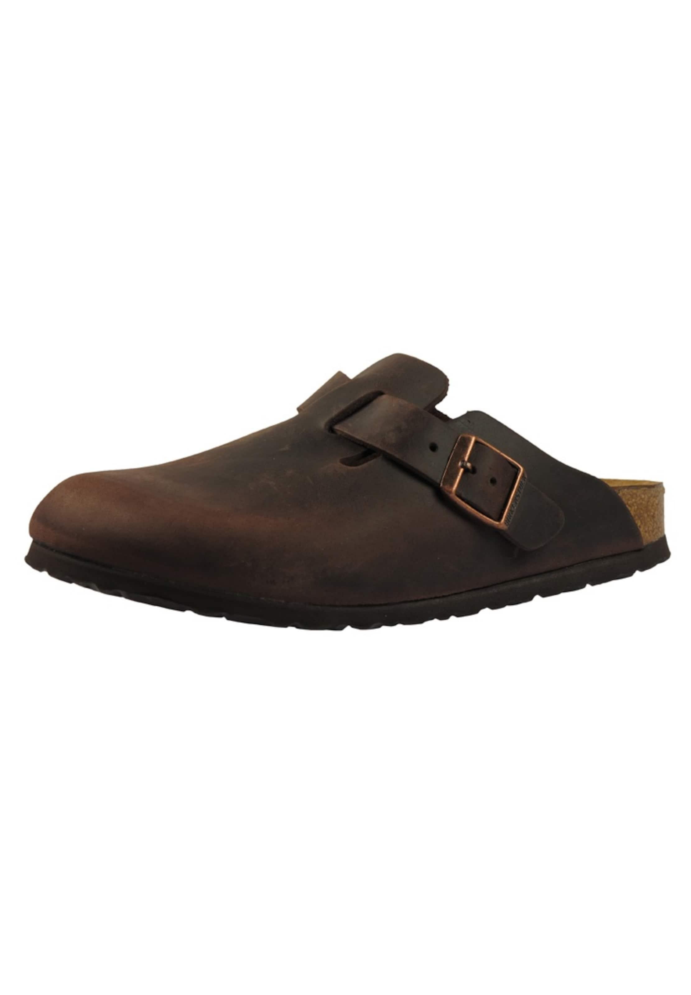 BIRKENSTOCK Clogs Boston Verschleißfeste billige Schuhe