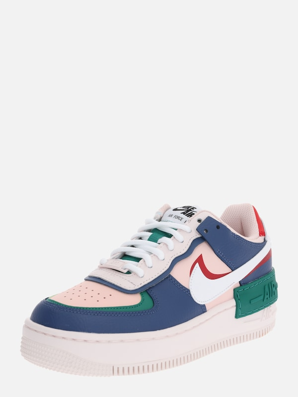 Nike Sportswear Damen Sneaker 'W NSW AF1 AF1' in mischfarben