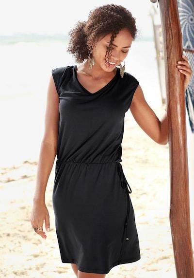 LASCANA Vêtement de plage en noir, Vue avec modèle