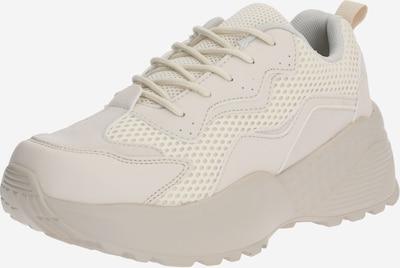 NA-KD Sneaker in nude / weiß, Produktansicht