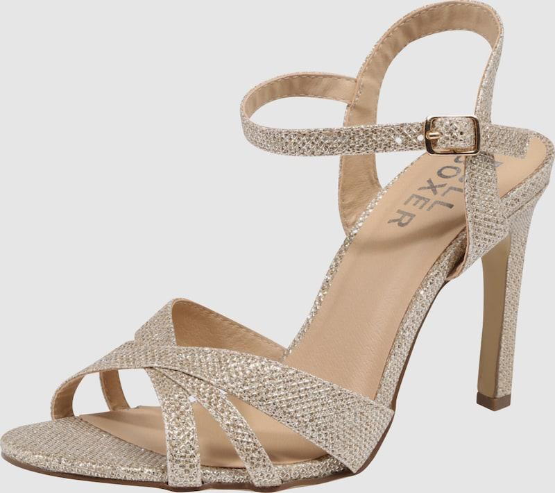 Haltbare Mode billige Schuhe BULLBOXER | Gut Highheel im Metallic-Look Schuhe Gut | getragene Schuhe 0f959b