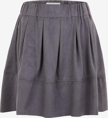 Moves Skirt 'Kia' in Grey