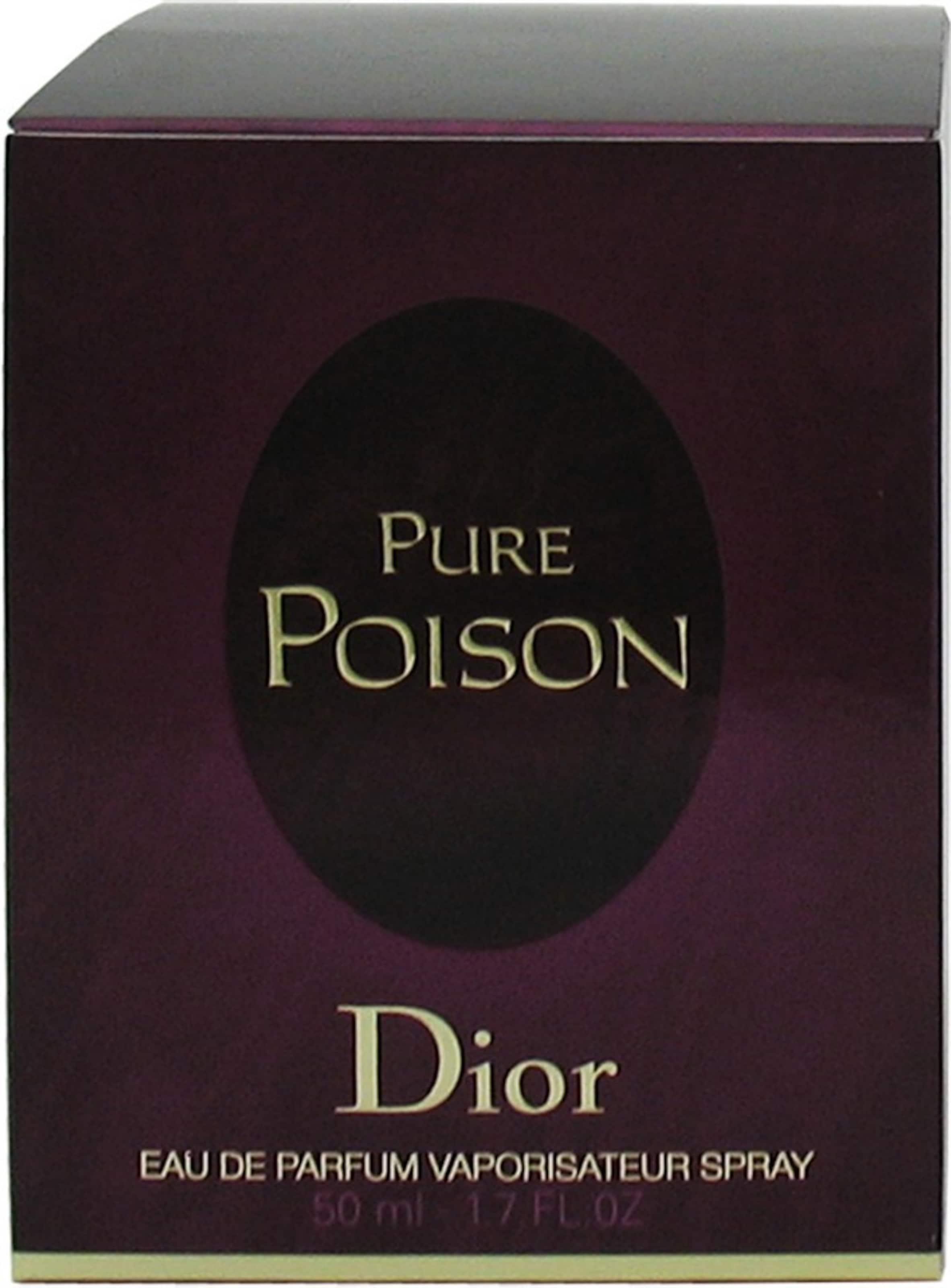 Dior 'Pure Poison' Eau de Parfum Freies Verschiffen Outlet-Store Geschäft Billig Original XmAhsD