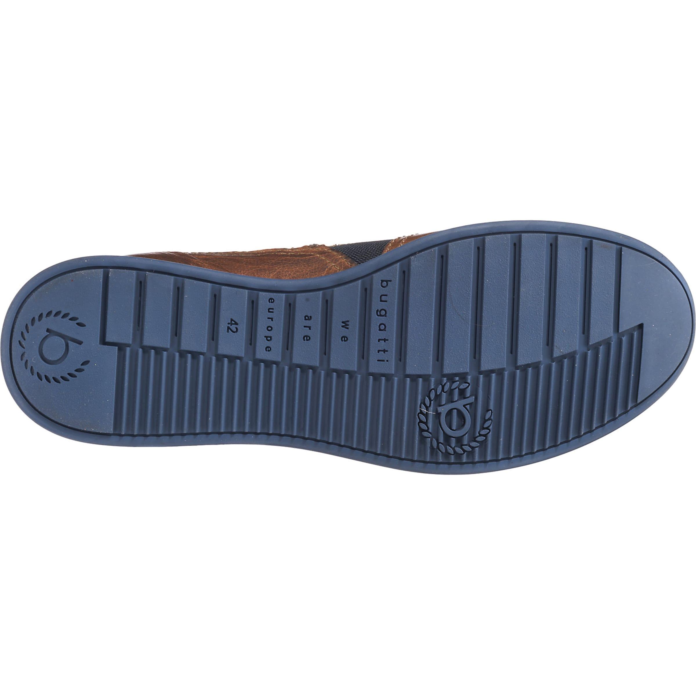 Sneaker NavyBraun Bugatti 'tomeo' In ARjLq345