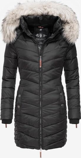 NAVAHOO Wintermantel 'Nimalaa' in schwarz, Produktansicht