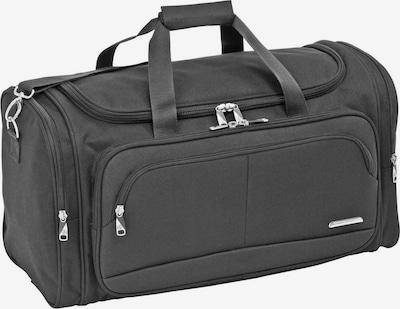 D&N Reisetasche 'Travel Line 7700' 59 cm in schwarz, Produktansicht