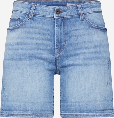 EDC BY ESPRIT Jeans in blue denim / hellblau, Produktansicht