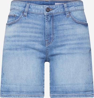 EDC BY ESPRIT Jeans in blue denim / hellblau: Frontalansicht