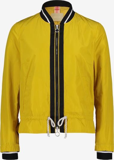 Amber & June Tussenjas in de kleur Geel, Productweergave